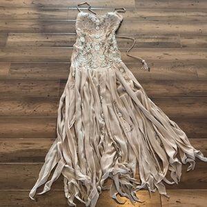 Sue Wong Beaded Dress